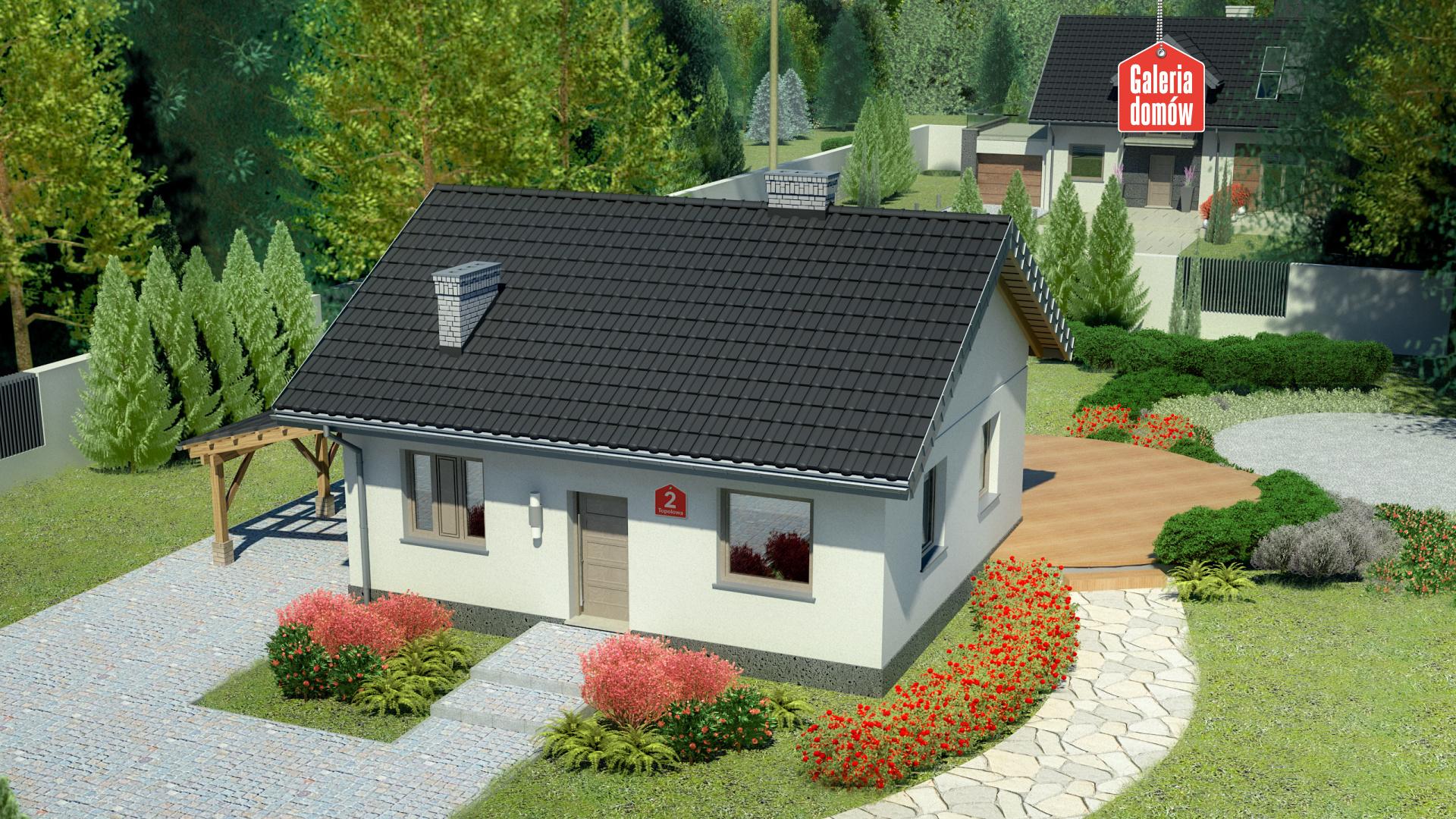 Dom przy Topolowej 2