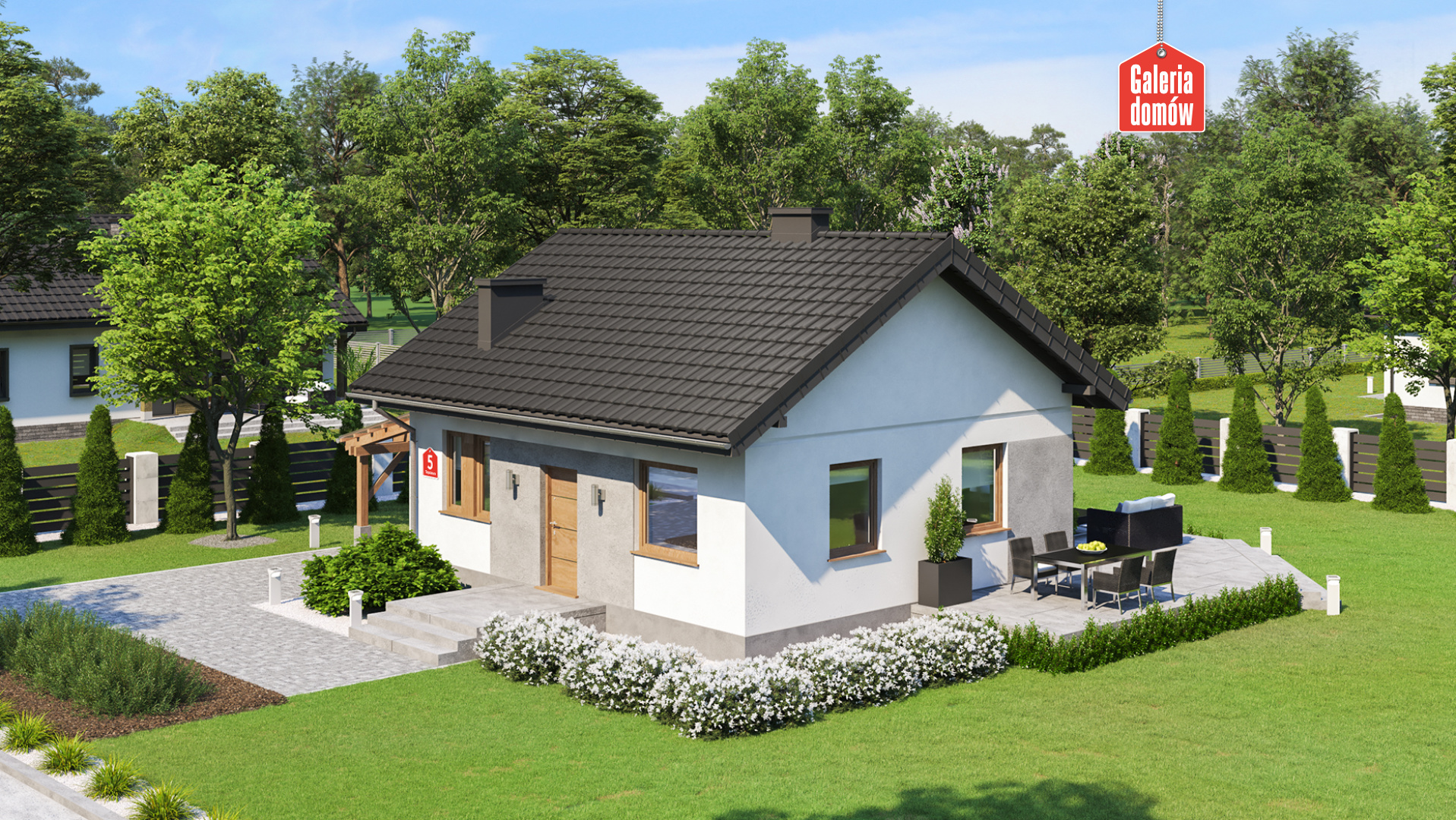 Dom przy Topolowej 5