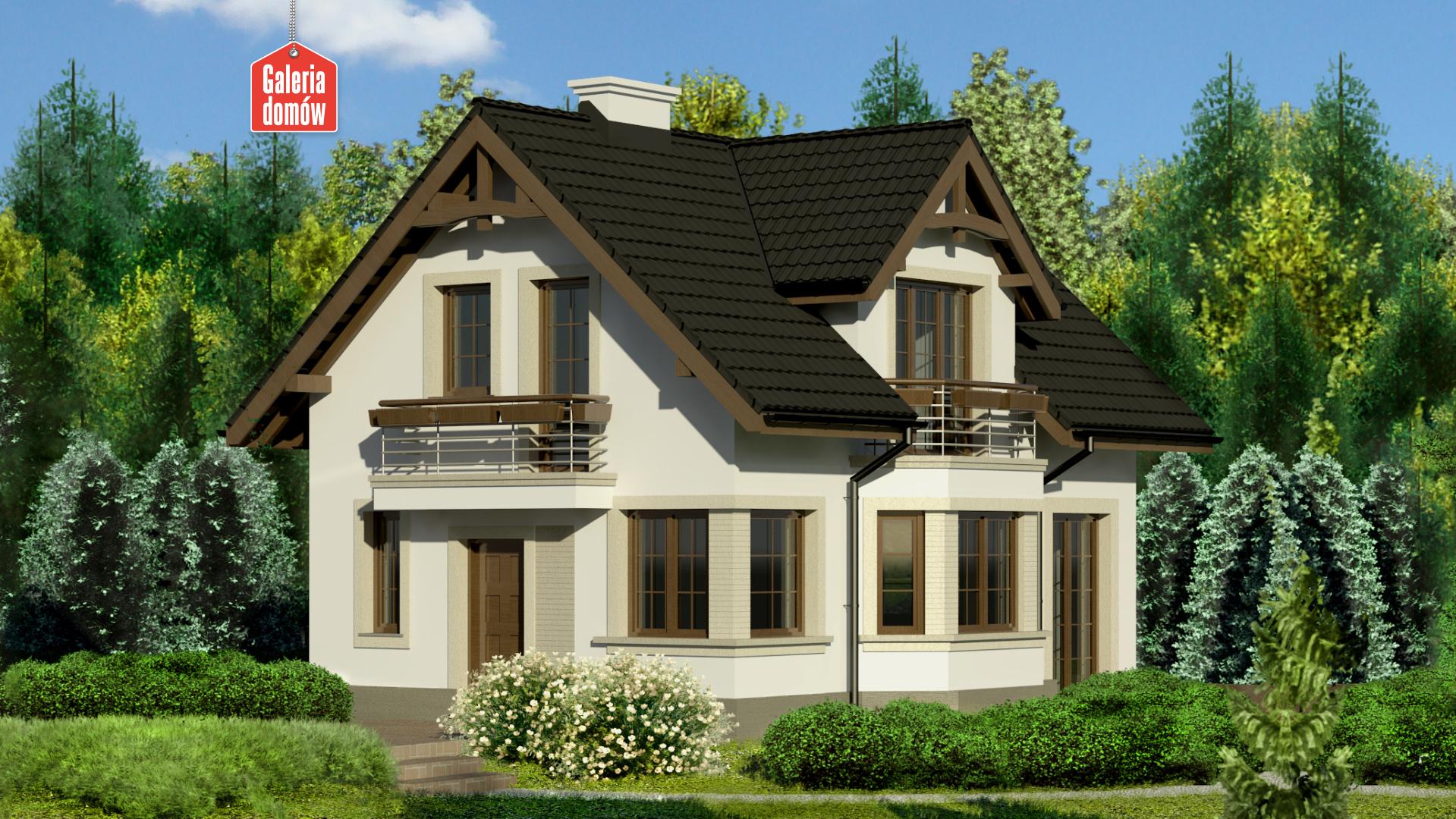 Dom przy Waniliowej 2