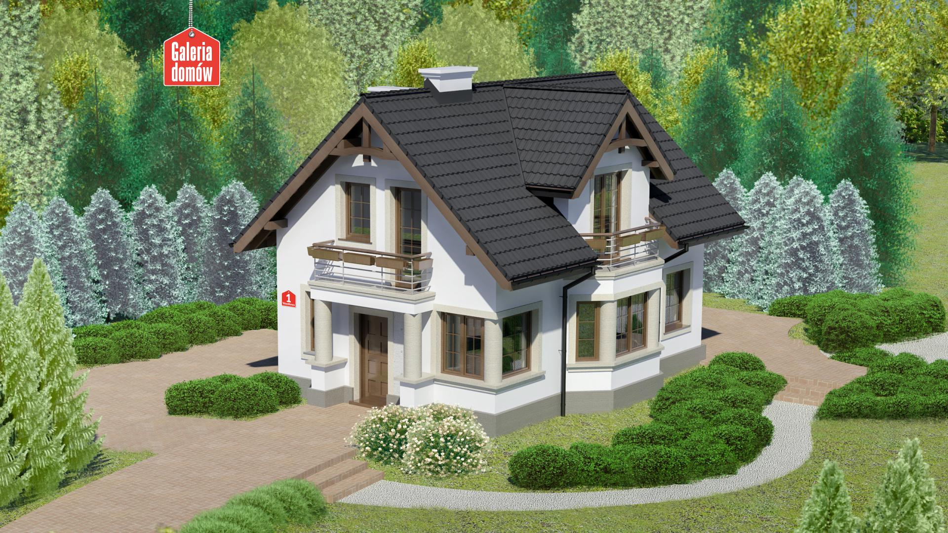 Zdjęcie projektu Dom przy Waniliowej