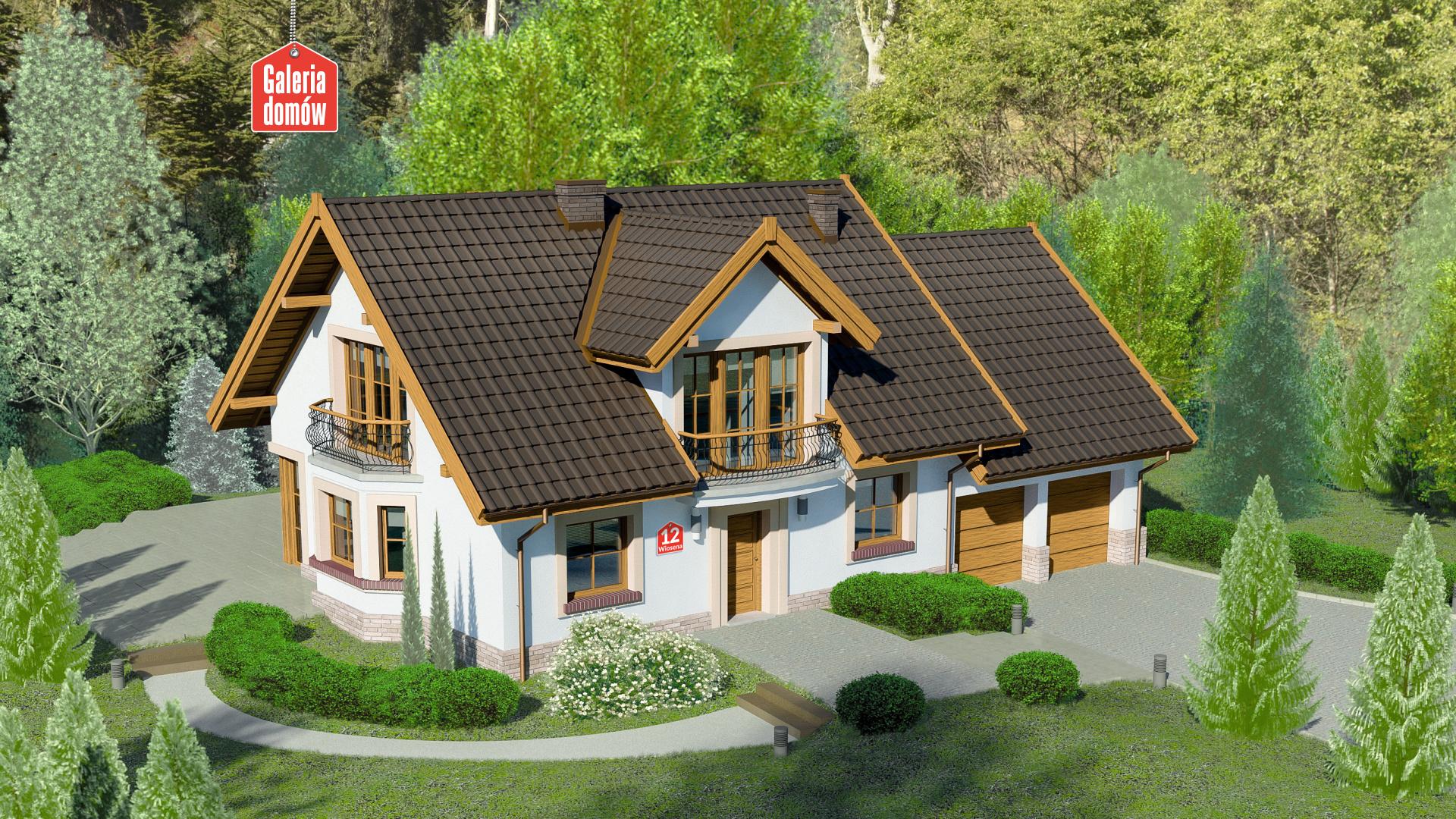 Dom przy Wiosennej 12