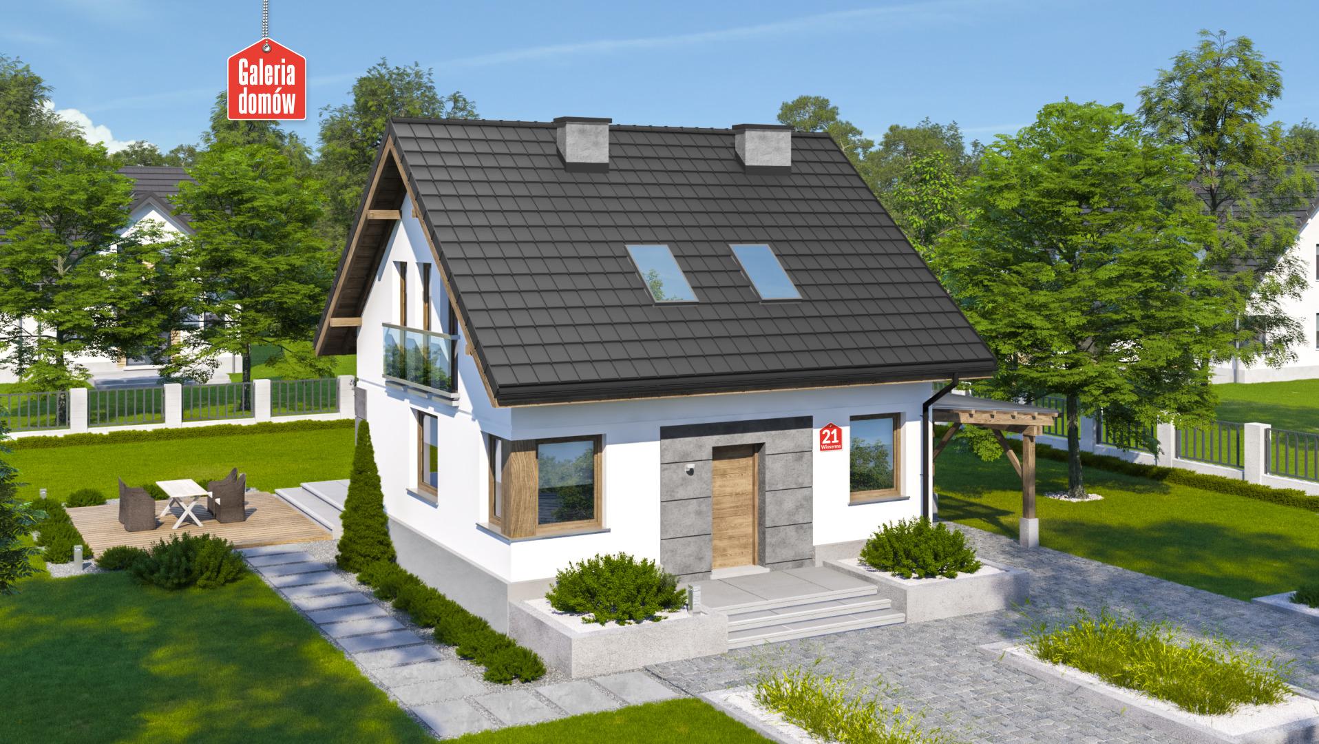 Dom przy Wiosennej 21